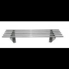 KSS 1500mm Pipe Wall Shelf w/ Brackets 11-1500L