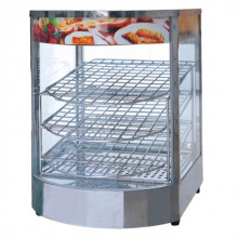 Royston Curved Glass Heating Display