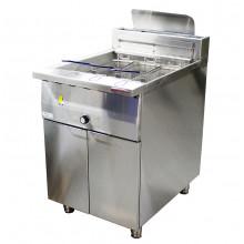 Oxford GFF-600 Single Tank Freestanding Gas Deep Fryer
