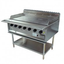 Oxford Series BBQ 7 Burner with Hotplate