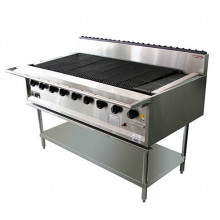 Oxford Series BBQ 9 Burner RCGD09 1500mm grill & shelf