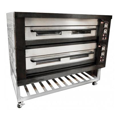 Amalfi Series Electric Two Deck Bakery Oven 2DBAK