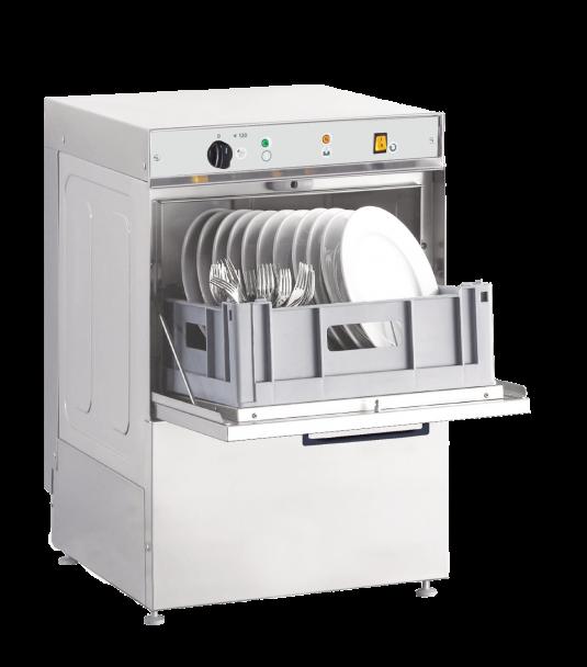 Brillar Glass washer w/ Electromechanical Control Panel EMECH-GW