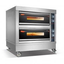 Amalfi Series Electric Two Deck Oven 2D4T