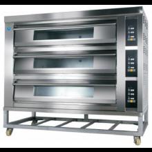 Amalfi Series Electric Three Deck Oven - 6 Trays 3D6T