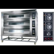 Amalfi Series Electric Three Deck Oven - 9 Trays 3D9T