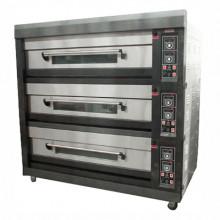 Amalfi Series Electric Three Deck Bakery Oven 3DBAK