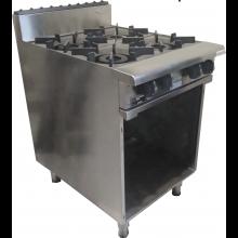 Oxford Series 4 Burner Gas Cooktop