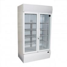 Mitchel Refrigeration Two Door Drinks Refrigerator (Swing Doors)