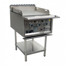 Oxford Series BBQ 3 Burner with Hotplate RCGD03S