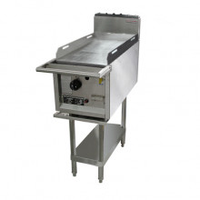 Oxford Series BBQ 1 Burner with Hotplate
