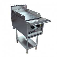 Oxford Series BBQ 2 Burner with Hotplate RCGD02S