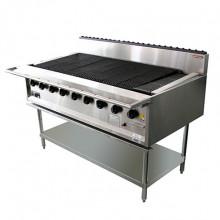 Oxford Series BBQ 9 Burner RCGD09 1500mm grill & shelf