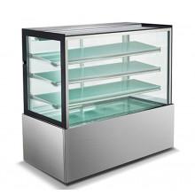 Mitchel Refrigeration 1500mm Straight Glass Cold Display - 4 Shelves