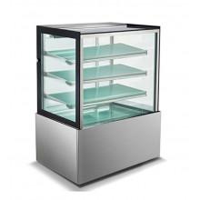 Mitchel Refrigeration 900mm Straight Glass Cold Display - 4 Shelves
