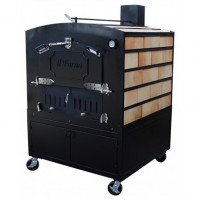 Amalfi Series Traditional Woodfired Oven - Large Woodfired Oven - Large